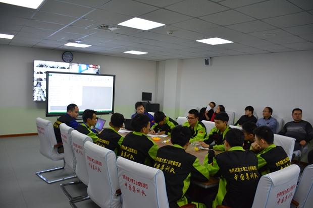 我院选手顺利晋级第45届世赛工业控制项目中国集训队第一阶段(10进5)选拔
